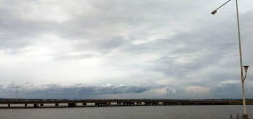 VIVO: la kilométrica fila de autos para cruzar a Encarnación llega nuevamente hasta el arroyo El Zaimán
