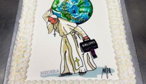 En imágenes, la celebración en el Vaticano por los 81 años del Papa Francisco