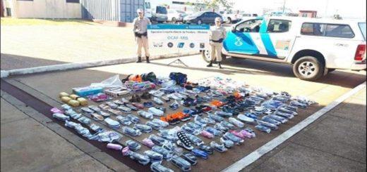 Más golpes al contrabando: operativos en Puerto Rico y Posadas