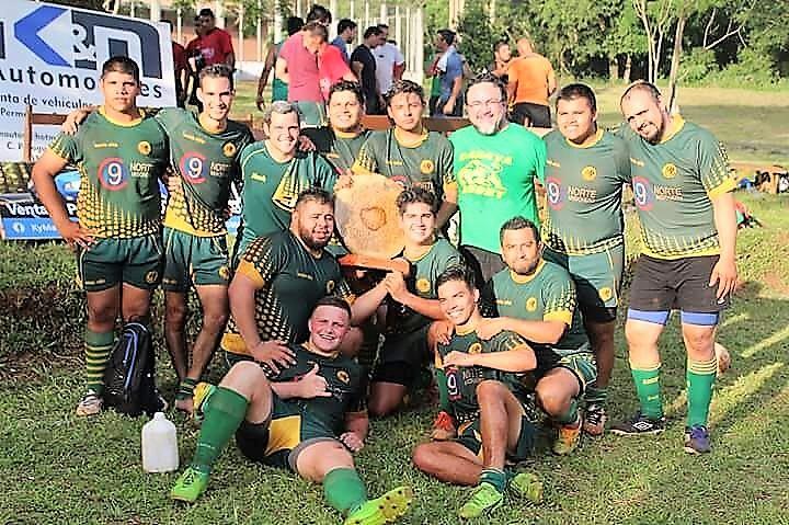 Rugby: se desarrolló el segundo torneo «Derribando Muros» y los internos de Eldorado obtuvieron el segundo lugar