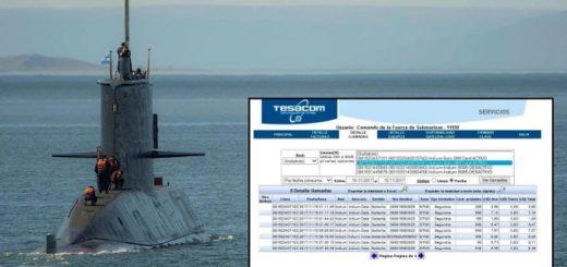 ARA San Juan: la Armada reconoció que el submarino realizó 8 llamadas de emergencia la madrugada del día en que desapareció