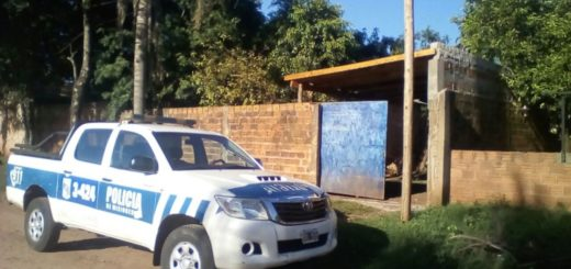 Asalto en Iguazú: allanan la casa de uno de los sospechosos e incautan elementos que lo comprometerían con el robo