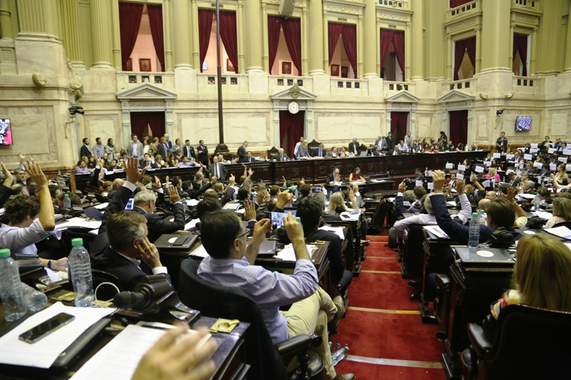 Diputados aprobó el Pacto Fiscal entre la Nación y las Provincias y ya es ley