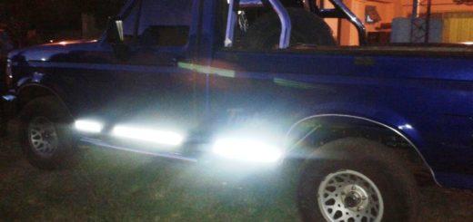 Alcohol al volante: conducía borracho por Cerro Corá, zigzagueando por la ruta y terminó detenido