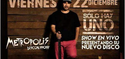 Matías Sotelo y Los Continuados se presentan esta noche en Posadas