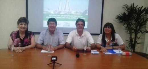 Lanzaron la Diplomatura de Responsabilidad Social Ambiental empresaria en el sector del Turismo