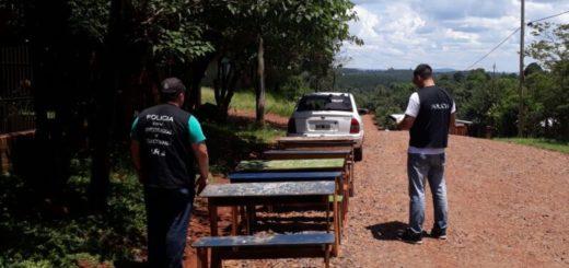 Eldorado: los ladrones no perdonaron ni a una iglesia ni a una escuela