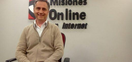 Diego Barrios, consideró necesario optimizar el trabajo de los empleados municipales del área de Servicios Públicos