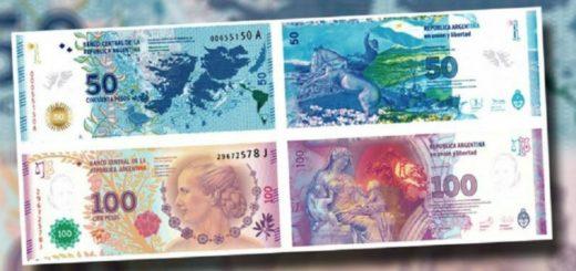 El Banco Central reemplazará por animales a Evita, Roca, Sarmiento y las Malvinas en los billetes