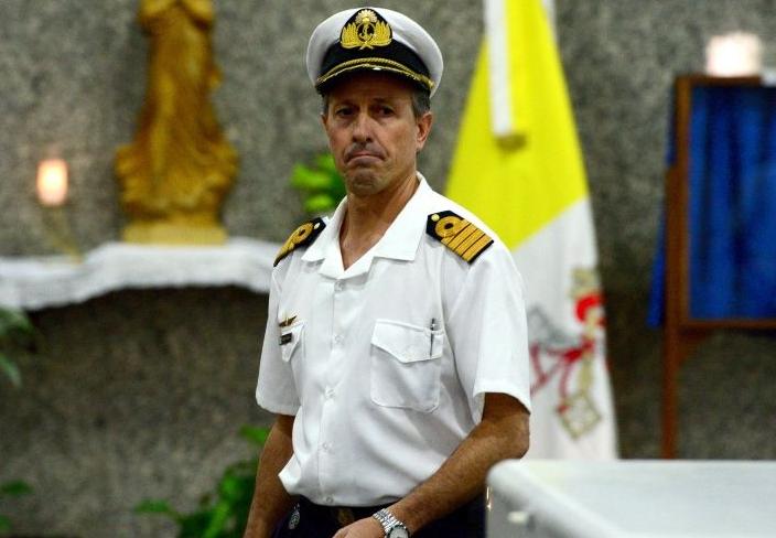 Balbi: «No hay fecha para finalizar la búsqueda del submarino»