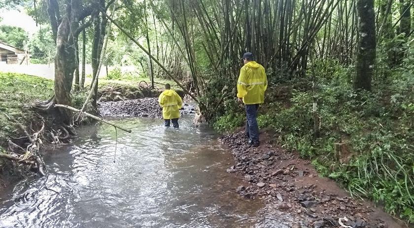 Buscan a un hombre desaparecido en el río Pepirí Guazú