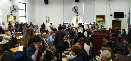 El Concejo Deliberante de Posadas convocó hoy a una sesión especial