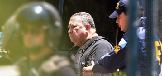 La esposa de D'Elía afirma que está deprimido y no come en la cárcel de Marcos Paz