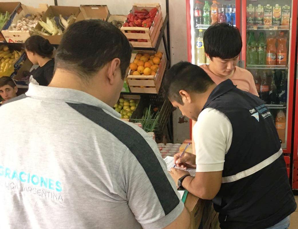 Migraciones detectó otro ciudadano chino indocumentado en Apóstoles