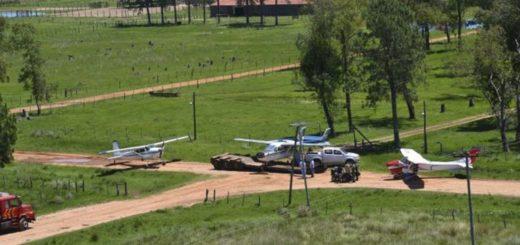 Narcoaviones en Corrientes: imputada con prisión domiciliaria