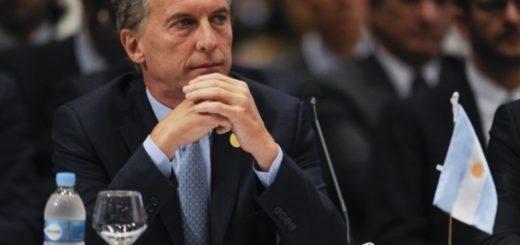 El presidente Macri participará hoy de la 51° cumbre del Mercosur en Brasilia