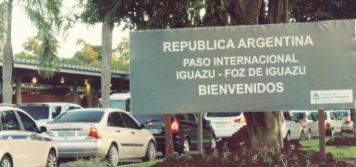 Autoridades de Puerto Iguazú y Foz divulgarán requisitos para residentes y turistas que crucen la frontera