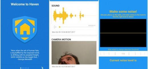 Una nueva app permitiría utilizar el celular como cámara de vigilancia