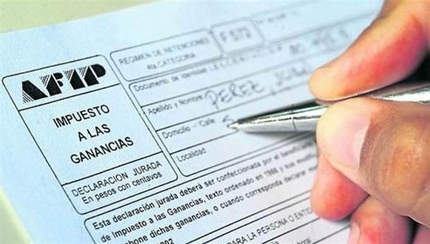 Impuesto a las Ganancias: anticipan que el mínimo no imponible se elevará cerca de un 29%