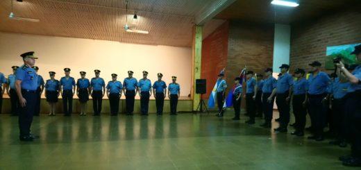 Tiene nuevo jefe la Unidad Regional IV de la Policía: es el inspector Carlos Merlo