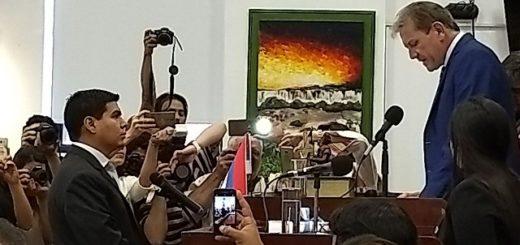 Fernando Meza se transformó en el nuevo presidente del Concejo de Posadas