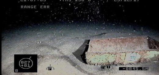 ARA San Juan: el mal clima impide investigar tres nuevos rastros en la profundidad