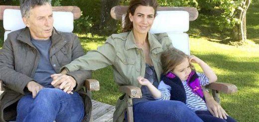 Macri se instaló en Villa La Angostura para descansar junto a su familia