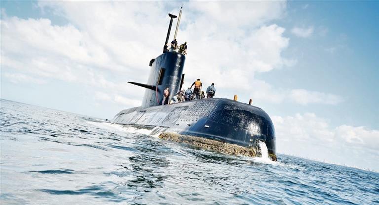 El año se despide sin novedades sobre el ARA San Juan: «No hay contactos por inspeccionar»