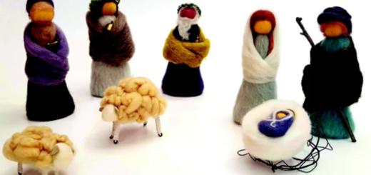 Ya armaste el pesebre para esta Navidad?, te mostramos cuatro estilos no convencionales