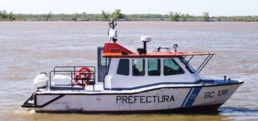 La Prefectura busca a un hombre que se habría arrojado al río Paraná desde la Costanera de Posadas