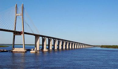 Escaso movimiento en el Puente Internacional tras unos días de largas filas