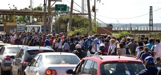 """Desde la Aduana aclararon que no habrá un """"endurecimiento"""" de los controles en el puente"""