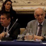 Diputados analizan el pacto fiscal junto al secretario de Hacienda