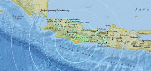 Un sismo de 6,5 grados sacudió Indonesia y hay alerta de tsunami