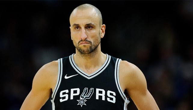 NBA: con la ausencia de Ginóbili, San Antonio perdió con Utah Jazz por 100 a 89