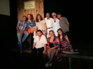 Presentarán una obra de teatro en homenaje a Luis Andrada en el escenario bautizado con su nombre