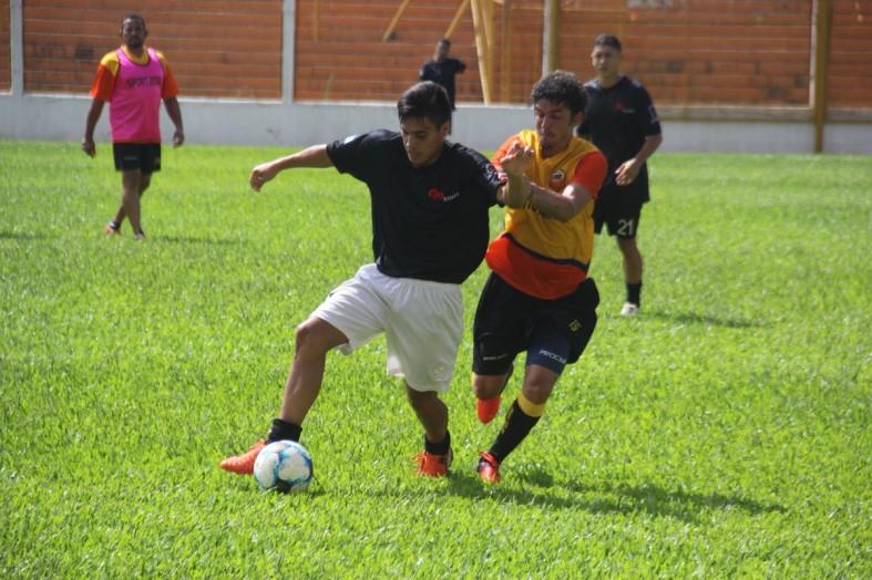 Recambio de garantías: los suplentes de Crucero golearon a Atlético Posadas en un nuevo amistoso preparativo