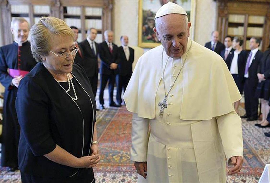Horas antes de su visita a Chile y Perú, el papa Francisco volvió a condenar «la hostilidad contra los migrantes»