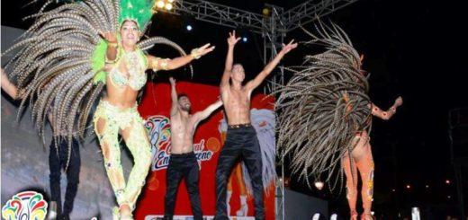 El 13 de este mes comienzan los Carnavales Encarnacenos