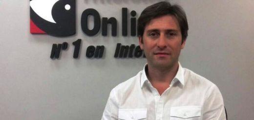 Oficializaron la designación de Martín Goerling como nuevo director ejecutivo de la EBY
