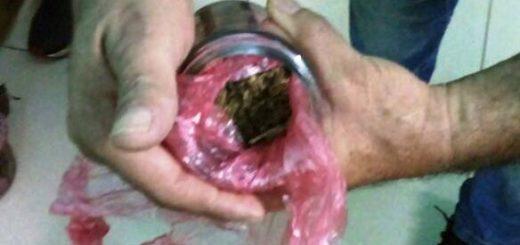 Narcomenudeo: incautaron marihuana en Posadas y San Ignacio
