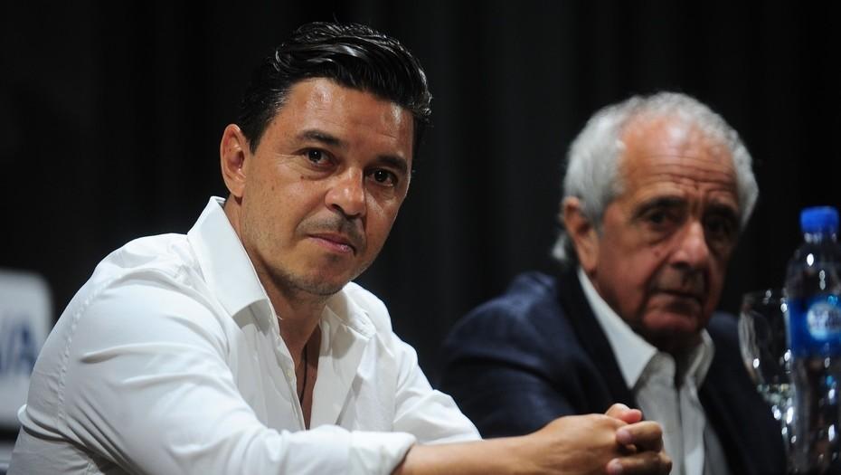 Marcelo Gallardo renovó su contrato y avisó: «Estoy en mi mejor momento»