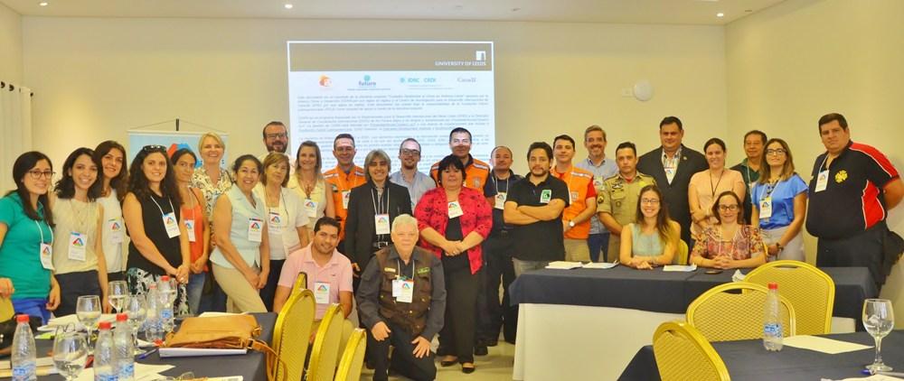 Argentina, Brasil y Paraguay unen esfuerzos para mejorar adaptación climática en la zona de la Tres Fronteras