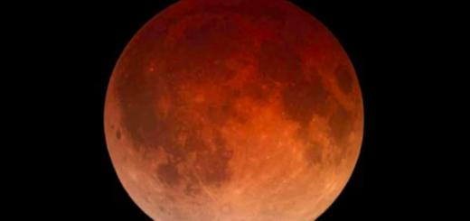 Superluna azul de sangre con eclipse total, el extraordinario fenómeno astronómico que se podrá ver el 31 de enero