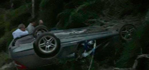 Encontraron el auto de la pareja chilena que había desaparecido: el hombre murió y la mujer está herida