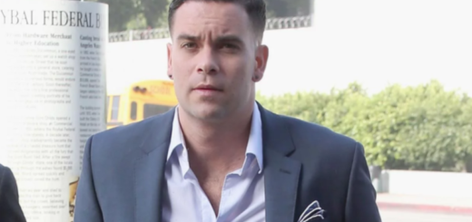 "Encontraron muerto al actor de ""Glee"", Mark Salling"