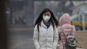 Beijing emite su primera alerta de contaminación del invierno