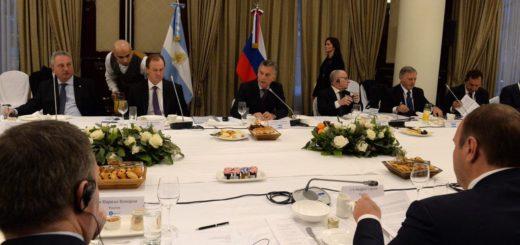 Passalacqua reiteró su agradecimiento a Macri por el viaje a Rusia y aseguró que fue muy fructífero para Misiones