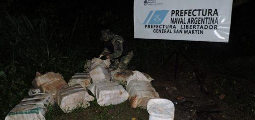 Decomisaron casi media tonelada de marihuana en la costa de Puerto Rico