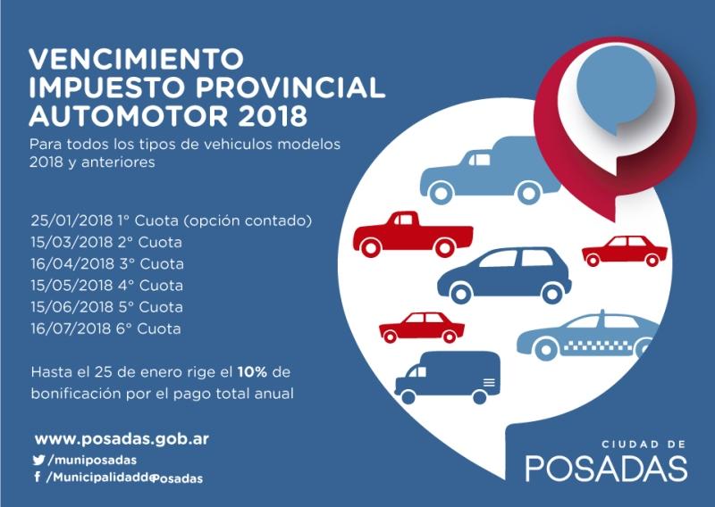 El municipio informa el cronograma del pago del IPA